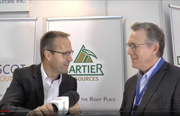 SmallCap-Investor Interview mit Philippe Cloutier, President & CEO von Cartier Res. (WKN A0M056)