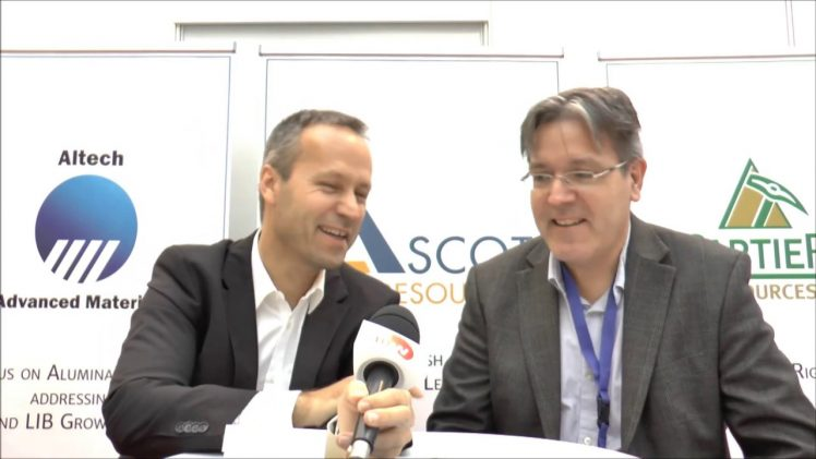 SmallCap-Investor Interview mit Lars Beggerow, VP Geoscience & Expl. von Ascot Res. (WKN: 906170)