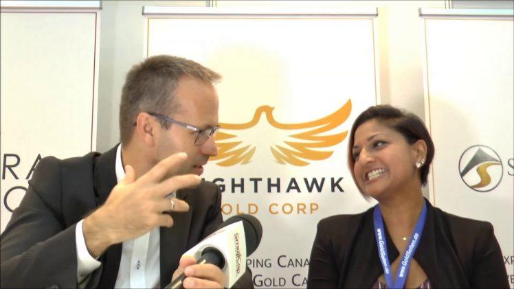 SmallCap-Investor Interview mit Suzette N. Ramcharan, VP Corp. Development Nighthawk (WKN A11379)