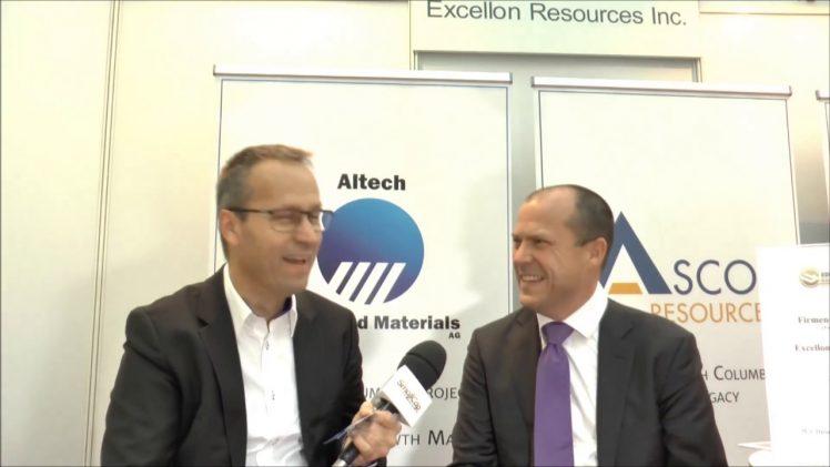 SmallCap-Investor Interview mit Hansjörg Plaggemars, MD von Altech Advanced Materials (WKN A2BPG1)