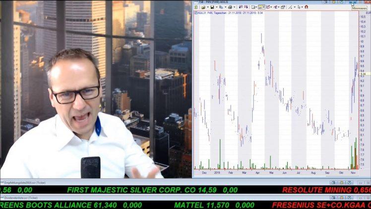 SmallCap-Investor Talk 970 über DAX, Gold, Turnaroundwerte