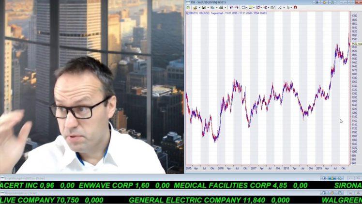 SmallCap-Investor Talk 985 über DAX, Dow, Gold und Vancouver