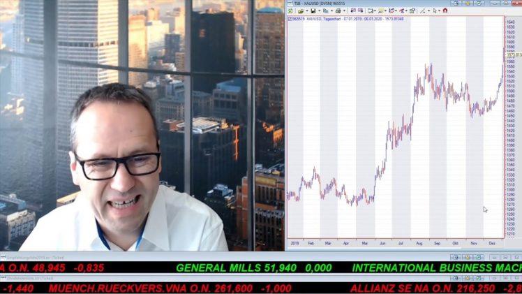 SmallCap-Investor Talk 981 über DAX, Dow und Gold