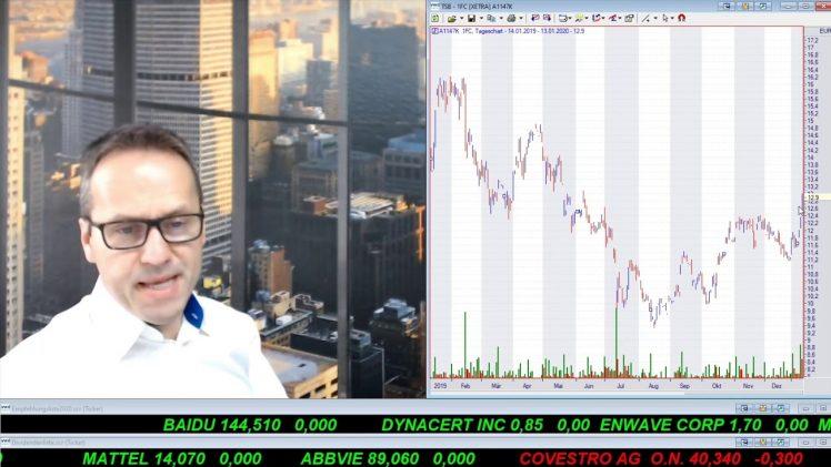 SmallCap-Investor Talk 983 über DAX, Dow, Gold, FACC und DynaCERT