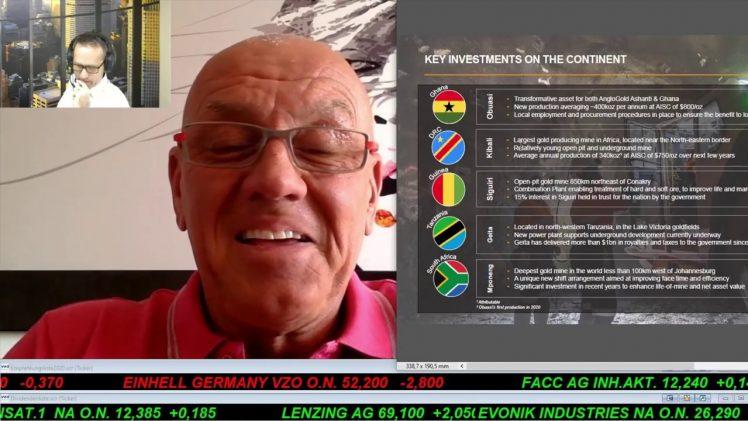 SmallCap-Investor Interview mit Klaus Eckhof, CEO & President von AJN Resources Inc. (WKN A2JN3M)