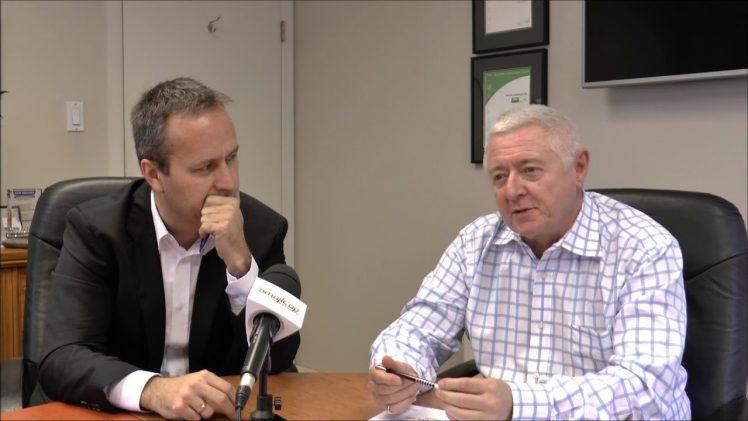 SmallCap-Investor Interview mit David Hottman, CEO & Chairman von Orestone Mining Corp. (WKN A2DWW7)