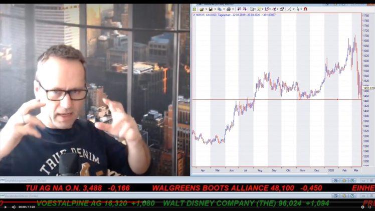 SmallCap-Investor Talk 1005 über DAX, Dow, Gold, Aktien und Gernot Kulis (die österr. Sicht!)