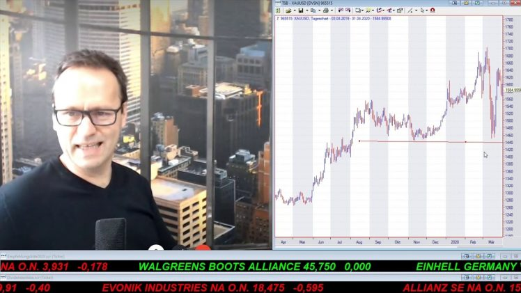 SmallCap-Investor Talk 1013 über DAX, Dow, Gold und Aktien