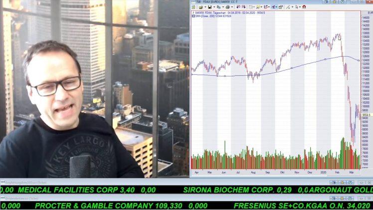 SmallCap-Investor Talk 1014 über DAX, Dow