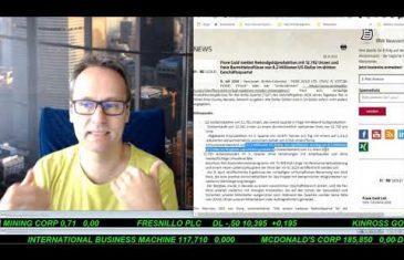 SmallCap-Investor Talk 1056 über Gold und Rohstoffwerte