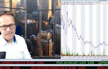 SmallCap-Investor Talk 1058 über DAX, Mogo und Trevali