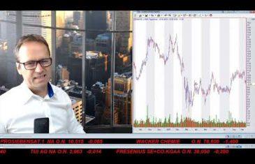 SmallCap-Investor Talk 1079 über DAX, Gold, Lumen, Zumtobel, Coty, …