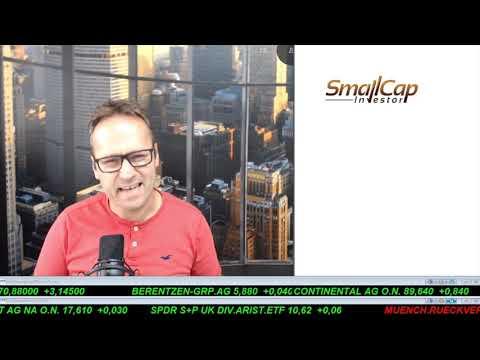 Smallcap-Investor Talk 1080 über Sirona Interview – privat