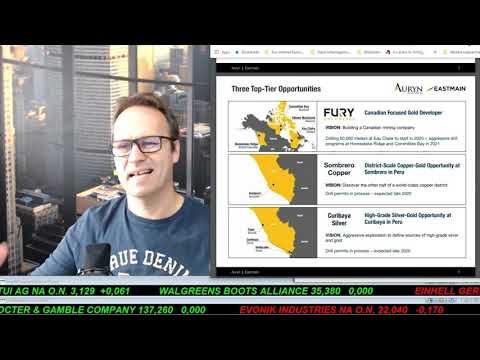 SmallCap-Investor Talk 1084 über Daimer, Sirona, und Auryn