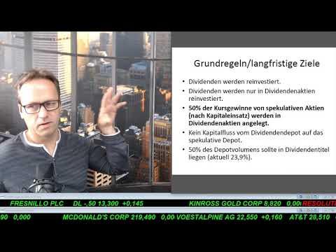 SmallCap-Investor Talk 1085 – Dividendenwerte