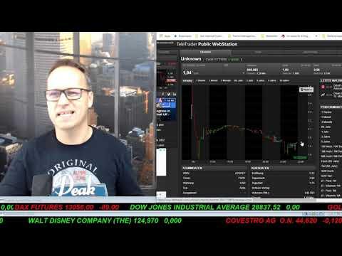 SmallCap-Investor Talk 1092 über Fury, Dooyu, Huya, Trevali