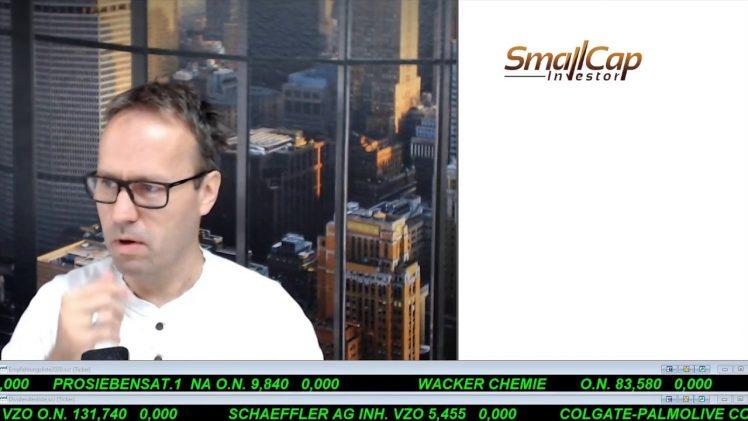 SmallCap-Investor Talk 1100 – US-Wahl