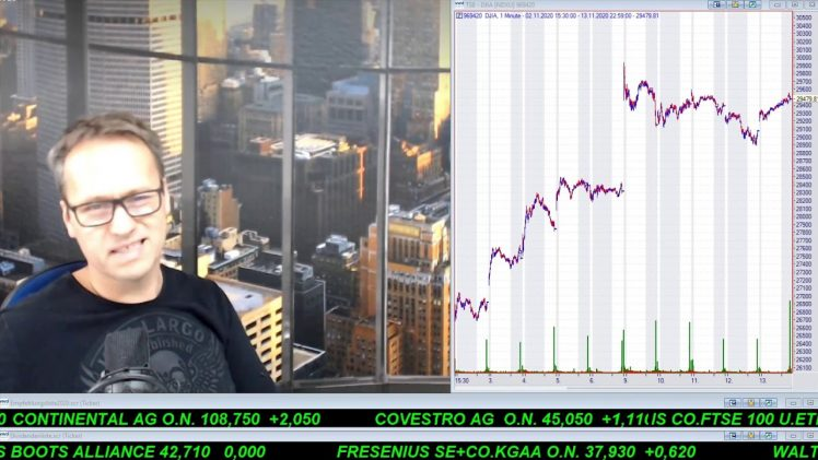 SmallCap-Investor Talk 1105 über DAX, Dow, AT&S, Karora, …