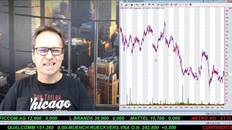 SmallCap-Investor Talk 1111 über DAX, Gold, MoGo, GTE, usw.
