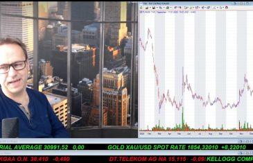SmallCap-Investor Talk 1130 über TUI, Biogen usw.