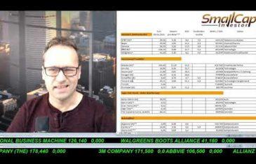 SmallCap-Investor Talk – Empfehlungsliste 2021