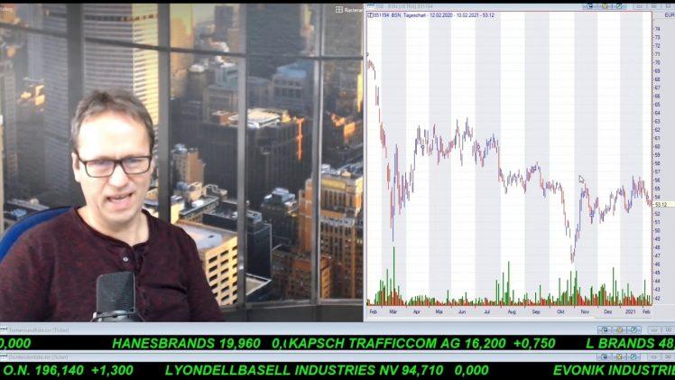 SmallCap-Investor 1142 über MoGo, Plus, Bayer, IBM, Gold, …