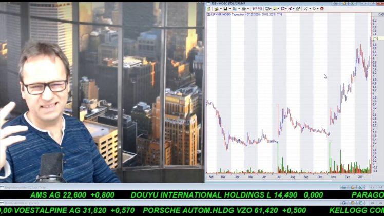 SmallCap-Investor Talk 1140 über Gold, DAX, Schaeffler, Bayer, AT&S ,…