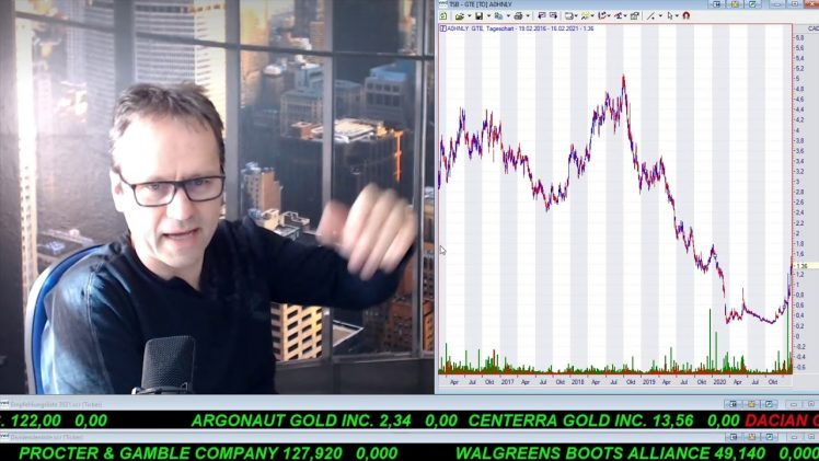 SmallCap-Investor Talk 1145 über DAX, S&P, Gran Tierra, Blackhawk, …