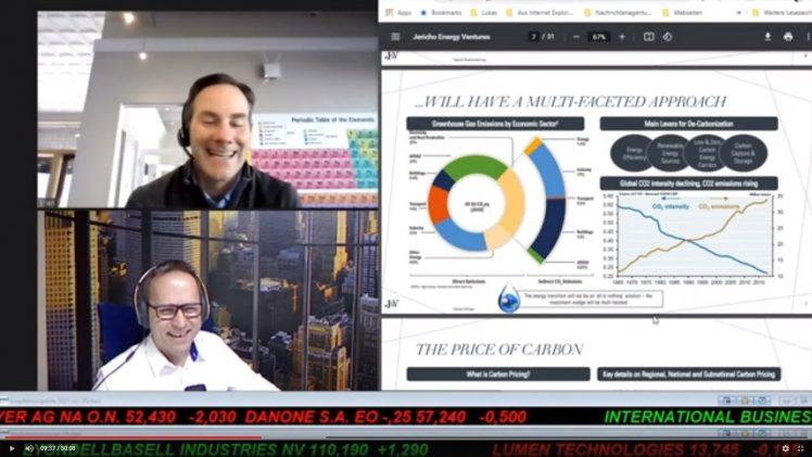 SmallCap-Investor Interview mit Brian Williamson, President & CEO von Jericho Energy (WKN A2QQBR)