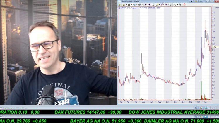 SmallCap-Investor Talk 1152 über DAX, Gold, ÖL, Kinross, Medusa, …