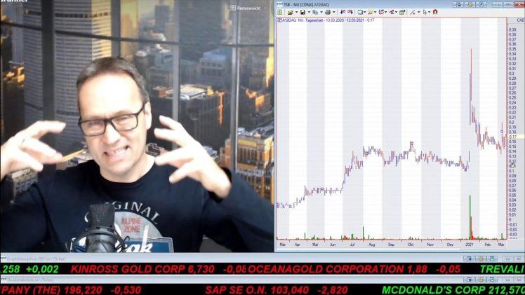 SmallCap-Investor Talk 1154 über NeutriSci, Gold, First Majestic, Image