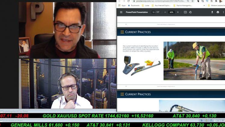 SmallCap-Investor Interview mit Page Tucker, CEO & President von ProStar Holdings Inc. (WKN A2QQHR)