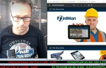 SmallCap-Investor Talk 1161 über DAX, Gold, Gen III, High Tide, Blackhawk, …