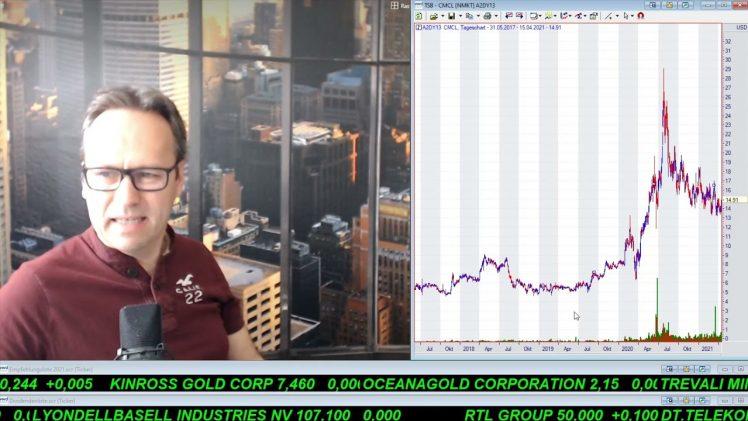 SmallCap-Investor Talk 1166 über Gold, TILT, Paragon, GoGold, Caledonia, …