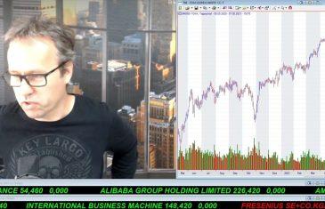SmallCap-Investor Talk 1173 über DAX, Dow, Gold, Siemens, Kellogg, Gran Tierra