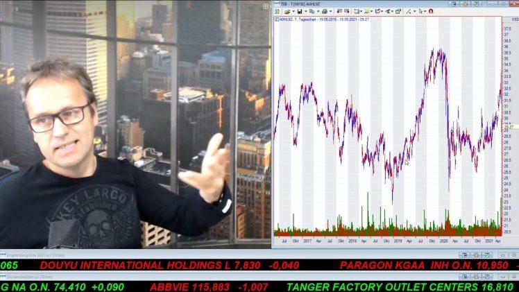 SmallCap-Investor Talk 1177 über Gold, AT&T, Gran Tierra, ReGen III, MoGo