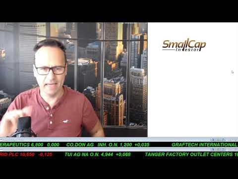 SmallCap-Investor Talk 1185 über Gold, QMines, Sernova, Sirona, The Supreme