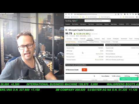 SmallCap-Investor Talk 1198 über Harbour, Silvergate, Endo