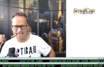 SmallCap-Investor Talk 1197 über DAX, Gold, IBM, Gran Tierra, Huya, Douyu