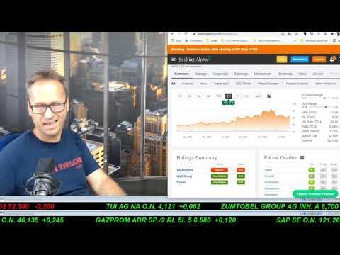 SmallCap-Investor Talk 1202 über Gold, Kinross, CCS, HP, Hochtief