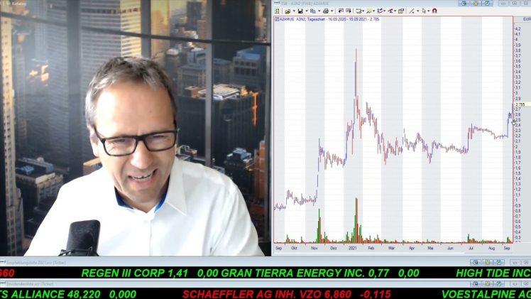 SmallCap-Investor Talk 1218 über Millennial Lithium und Conti