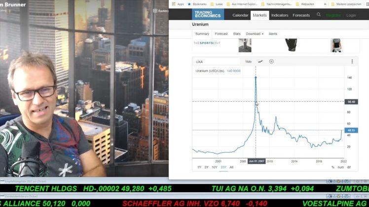SmallCap-Investor Talk 1219 über Gas, Öl, Conti, Vitesco, Rio, Baytex