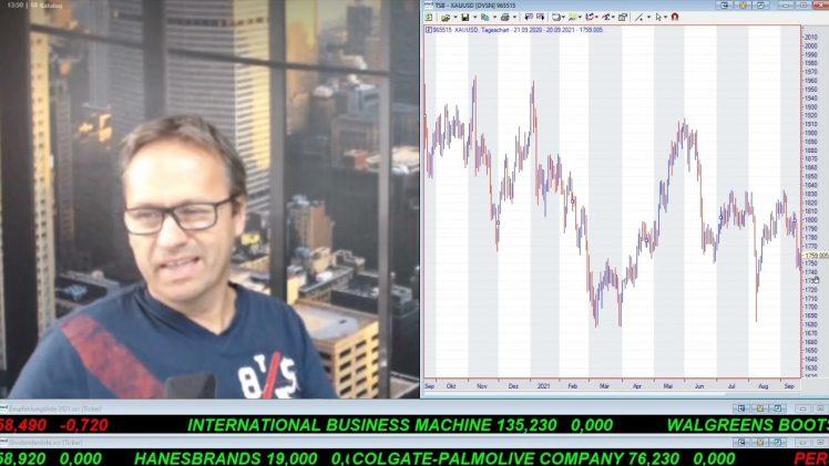 SmallCap-Investor Talk 1220 über DAX, Dow Jones, Gold, Krypto, voestalpine, …