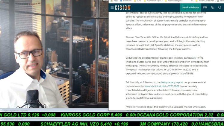SmallCap-Investor Talk 1221 über DAX, Dt. Post, Tegna, Lufthansa, Sirona