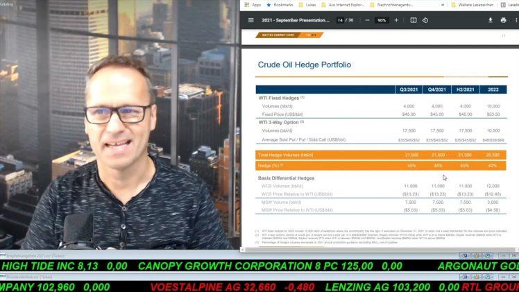 SmallCap-Investor Talk 1223 über DAX, Dow, Öl, …