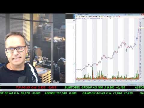 SmallCap-Investor Talk 1225 über DAX, Gold, Öl, Ölwerte, Kaufideen